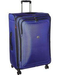 Delsey - Cruise Lite Softside 29 Expandable Spinner Upright (black) Luggage - Lyst
