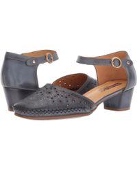 Pikolinos - Gomera W6r-5830 (flamingo) Women's Hook And Loop Shoes - Lyst