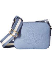 af64fdeabb Lauren by Ralph Lauren - Huntley Camera Bag (vanilla) Handbags - Lyst