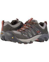 Keen Utility - Boulder Low Steel Toe (raven/burnt Ochre) Men's Work Boots - Lyst