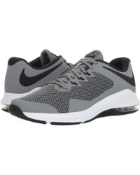 Nike - Air Max Alpha Trainer (black white) Men s Cross Training Shoes - b9249ee21