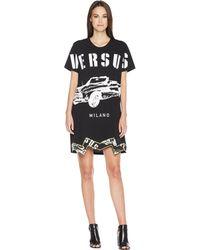 Versus - T-shirt Donna - Lyst