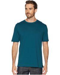 Robert Graham - Neo Knit Crew T-shirt (navy) Men's Clothing - Lyst