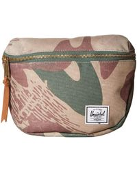 Herschel Supply Co. - Fifteen (light Grey Crosshatch 1) Backpack Bags - Lyst