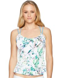 Next By Athena - Capri Third Eye 4 Tankini Top (multi) Women's Swimwear - Lyst