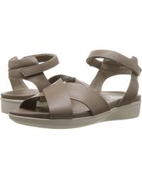 Munro - Brinn (black Kid Leather) Women's Sandals - Lyst