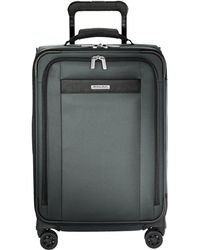 Briggs & Riley - Transcend Vx Tall Carry-on Expandable Spinner (slate Grey) Luggage - Lyst