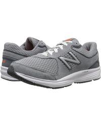 New Balance - Mw411v2 (grey) Men's Walking Shoes - Lyst