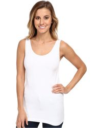 Aventura Clothing - Bienne Tank Top (white) Women's Sleeveless - Lyst