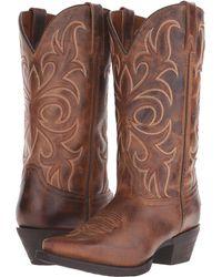Laredo - Dianna (rust) Cowboy Boots - Lyst