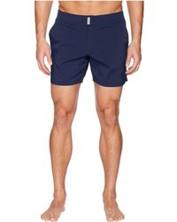 Vilebrequin - Merise Solid Swim Trunk (navy) Men's Swimwear - Lyst