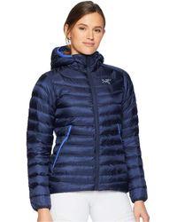 Arc'teryx - Cerium Lt Hoodie (crimson) Women's Sweatshirt - Lyst