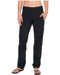 adidas Originals - Terrex Multi Pants (black/black) Women's Casual Pants - Lyst