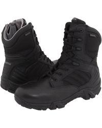 Bates - Gx-8 Gore-tex(r) Side-zip (black) Men's Work Boots - Lyst