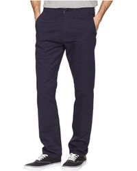 7562c8b6ef30 Lyst - Levi s 511 Slim Fit Nightwatch Blue Twill Corduroy Pants in ...