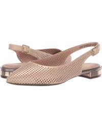 d7ff681c3 Rockport - Total Motion Adelyn Perf Sling (neutral Beige) Women s Dress  Sandals - Lyst