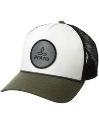 cf4b9daa95b1b Prana - Organic Cotton Patch Trucker (cargo Green) Baseball Caps - Lyst