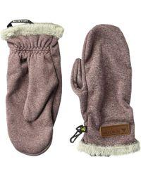 Burton - Sapphire Mitt (port Royal Heather) Extreme Cold Weather Gloves - Lyst