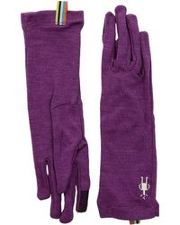 Smartwool - Merino 250 Gloves (charcoal Heather) Extreme Cold Weather Gloves - Lyst
