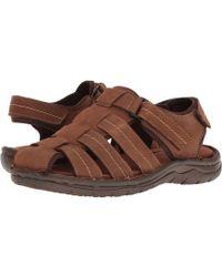Propet - Joseph (brown) Men's Sandals - Lyst