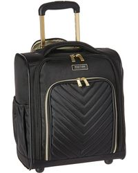 Kenneth Cole Reaction - Chelsea - Quilted 2-wheel Underseater (black) Luggage - Lyst