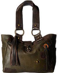 STS Ranchwear - General Tote (urban Olive) Tote Handbags - Lyst
