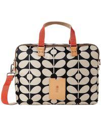 Orla Kiely - Sixties Stem Nylon Luggage Work Bag - Lyst