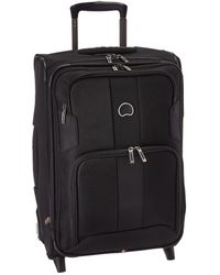 Delsey - Sky Max Expandable 2-wheel Carry-on (black) Luggage - Lyst