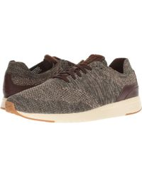 Cole Haan - Grandpro Stitchlite Running Sneaker (navy/pine Cone/curds & Whey) Men's Shoes - Lyst