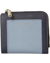 Kate Spade - Margaux Small Bifold Wallet - Lyst