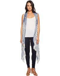 Tolani - Wrap Kimono - Lyst