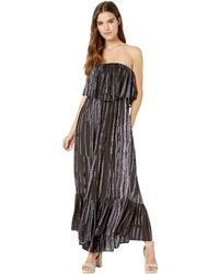 133fde76f6d Free People - Summer Vibes Tube Romper (black) Women s Jumpsuit   Rompers One  Piece