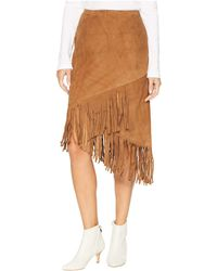 Double D Ranchwear - Shield Drum Skirt (moccasin) Women's Skirt - Lyst