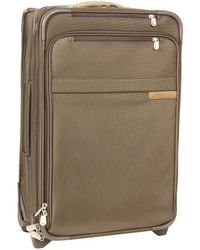 Briggs & Riley | Baseline Domestic Carry-on Expandable Upright | Lyst