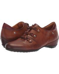 Pikolinos - Venezia 968-4754 (black Lead) Women's Shoes - Lyst