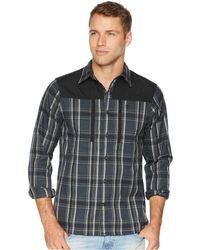 Fjallraven - Singi Pro Shirt (stone Grey) Men's Long Sleeve Button Up - Lyst