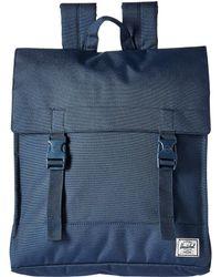 Herschel Supply Co. - Survey (canteen Crosshatch) Backpack Bags - Lyst