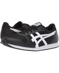 c7eb7b548d7313 Lyst - Asics Curreo Ii (black white) Classic Shoes in Blue for Men