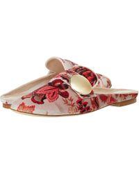 Manila Grace - Baroque Mule (pink) Women's Shoes - Lyst