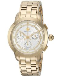 Tory Burch - Tory - Tbw1032 (gold) Watches - Lyst