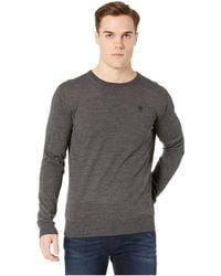 G-Star RAW - Core R Knit Long Sleeve (plumeria) Men's Clothing - Lyst
