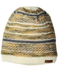 San Diego Hat Company - Knh3502 Pattern Beanie - Lyst