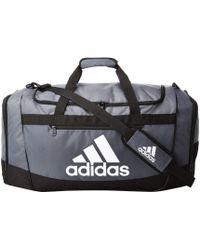 Adidas   Defender Iii Large Duffel   Lyst