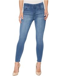 Liverpool Jeans Company - Zoe Ankle Pull-on Leggings In Silky Soft Denim In Baxter (baxter) Women's Jeans - Lyst