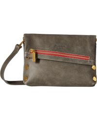0ccbf934f2 Lyst - Hammitt Montana Reversible Smooth Crossbody Bag in Brown