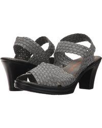 Bernie Mev - Delila (bronze) Women's 1-2 Inch Heel Shoes - Lyst