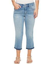 NYDJ - Petite Capris W/ Released Hem In Dreamstate (dreamstate) Women's Jeans - Lyst