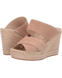 Kenneth Cole - Olivia X Band (marine Suede) Women's Shoes - Lyst