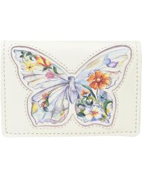 Brighton - Belle Jardin Card Case - Lyst