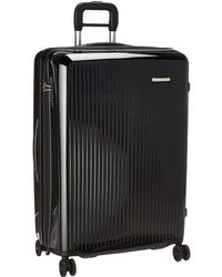 Briggs & Riley - Sympatico - Large Expandable Spinner (fire) Luggage - Lyst